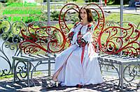 Платье женское с вышивкой СЖ 0408,сукня, купити сукню, жіноча сукня, сукня з вишивкою,вишита сукня, фото 1