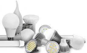 LED лампы, лампы для растений и прожектора