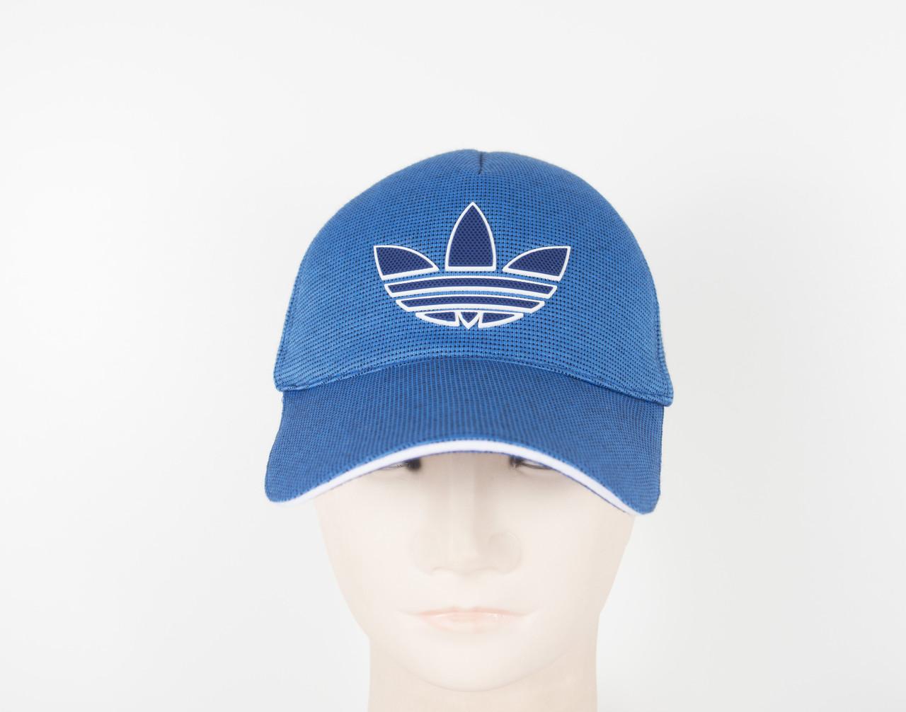 "Бейсболка резинка ""Точки Adidas"" 5 клинка эл"
