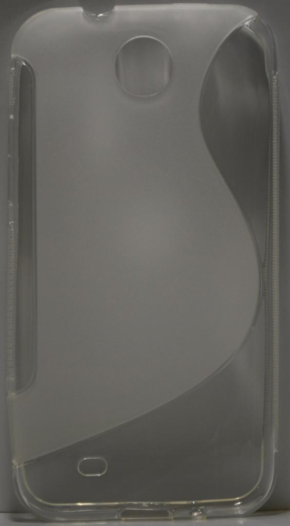 Силиконовый чехол HTC Desire 300, H142