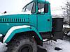 Автомобиль КрАЗ-260 шасси