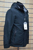 Весенняя куртка Black Vinyl TC18-1276
