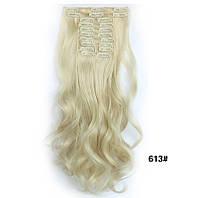 Накладні волосся локони 12 пасм довгі - 55 див., фото 1