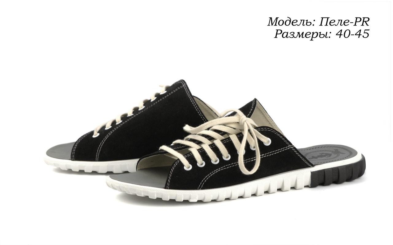 Летняя мужская обувь SOLDI