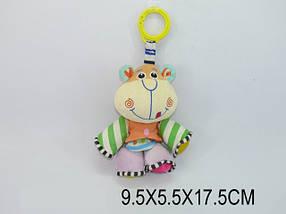 """Мягкая игрушка """"Музыкальная обезьяна"""", в п/э 9х5х17 /60/"""