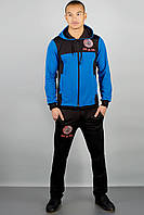 Мужской спортивный костюм Гранж (электрик)