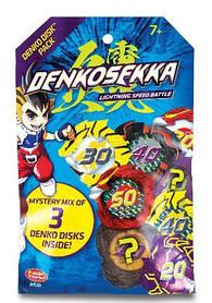 DENKOSEKKA. Набор Данко дисков /360/
