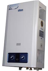Газовая колонка Dion JSD 08 премиум дисплей/ 8 л/мин/ 520x300x160 мм