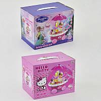 Детский игровой набор Магазин сладостей музыкальный, в коробке