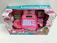 Детский кассовый аппарат сканер, в коробке