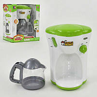 Детская кофеварка звук, свет. Игрушка для детей от 3 лет