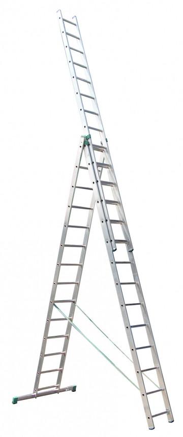Универсальная лестница ITOSS 7614 (3х14)
