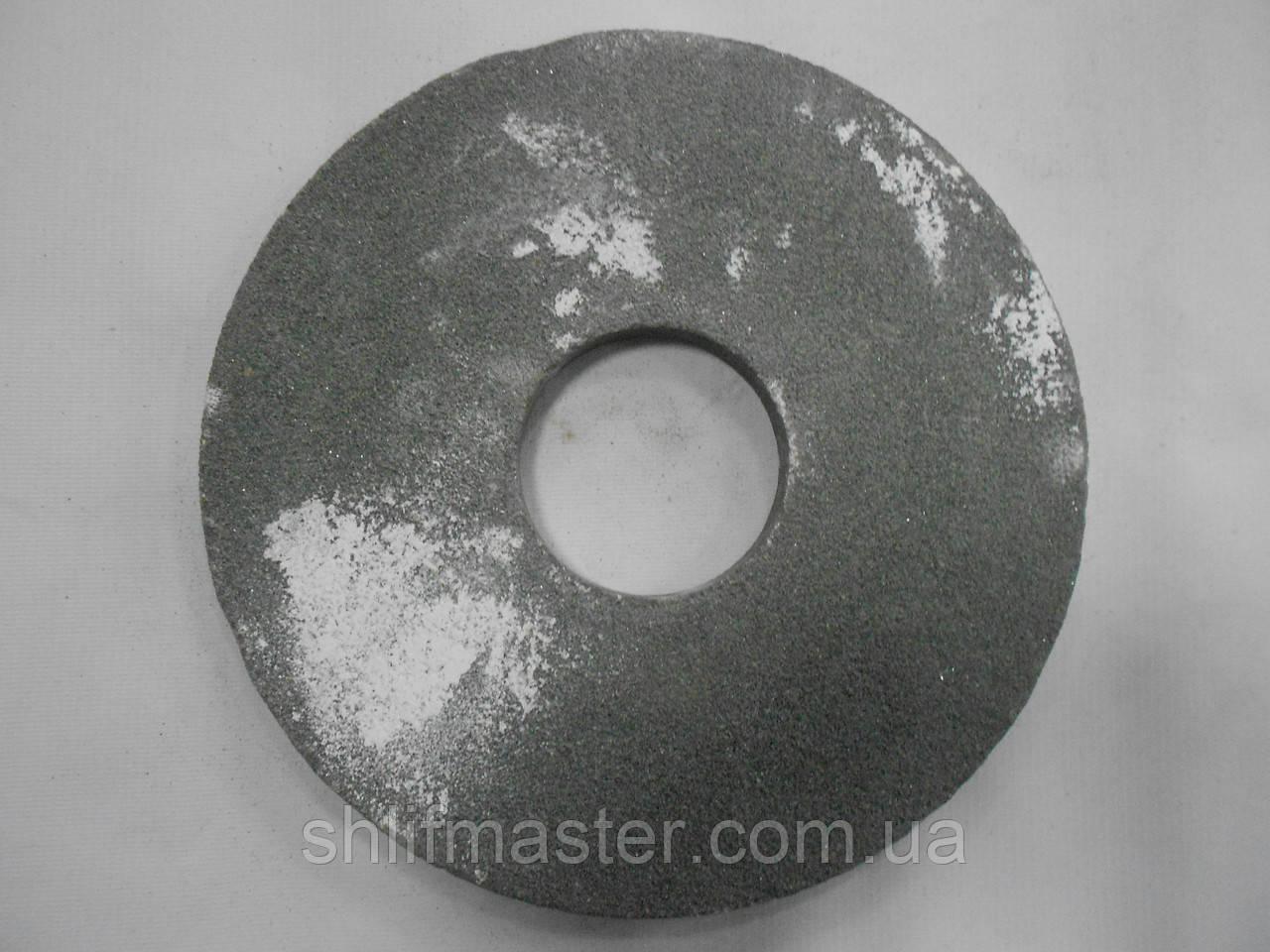 Круг шлифовальный 14А (электрокорунд серый) ПП на керамической связке 250х16х76 25 СМ1