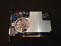 ВИДЕОКАРТА Pci-E RADEON X 1600 PRO на 256 MB 128 BIT с ГАРАНТИЕЙ ( видеоадаптер X1600pro 256mb  )