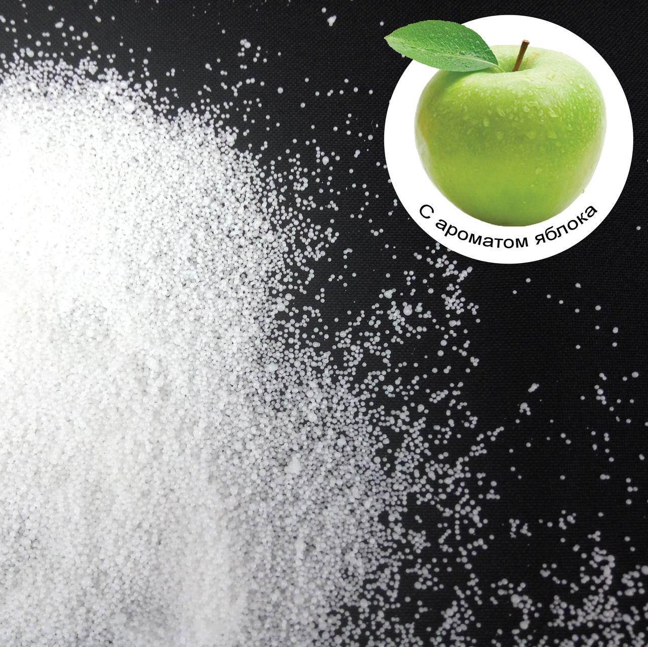 """Ароматизированные насыпные свечи с запахом """"яблоко"""" 1 кг + 1 м фитиля"""