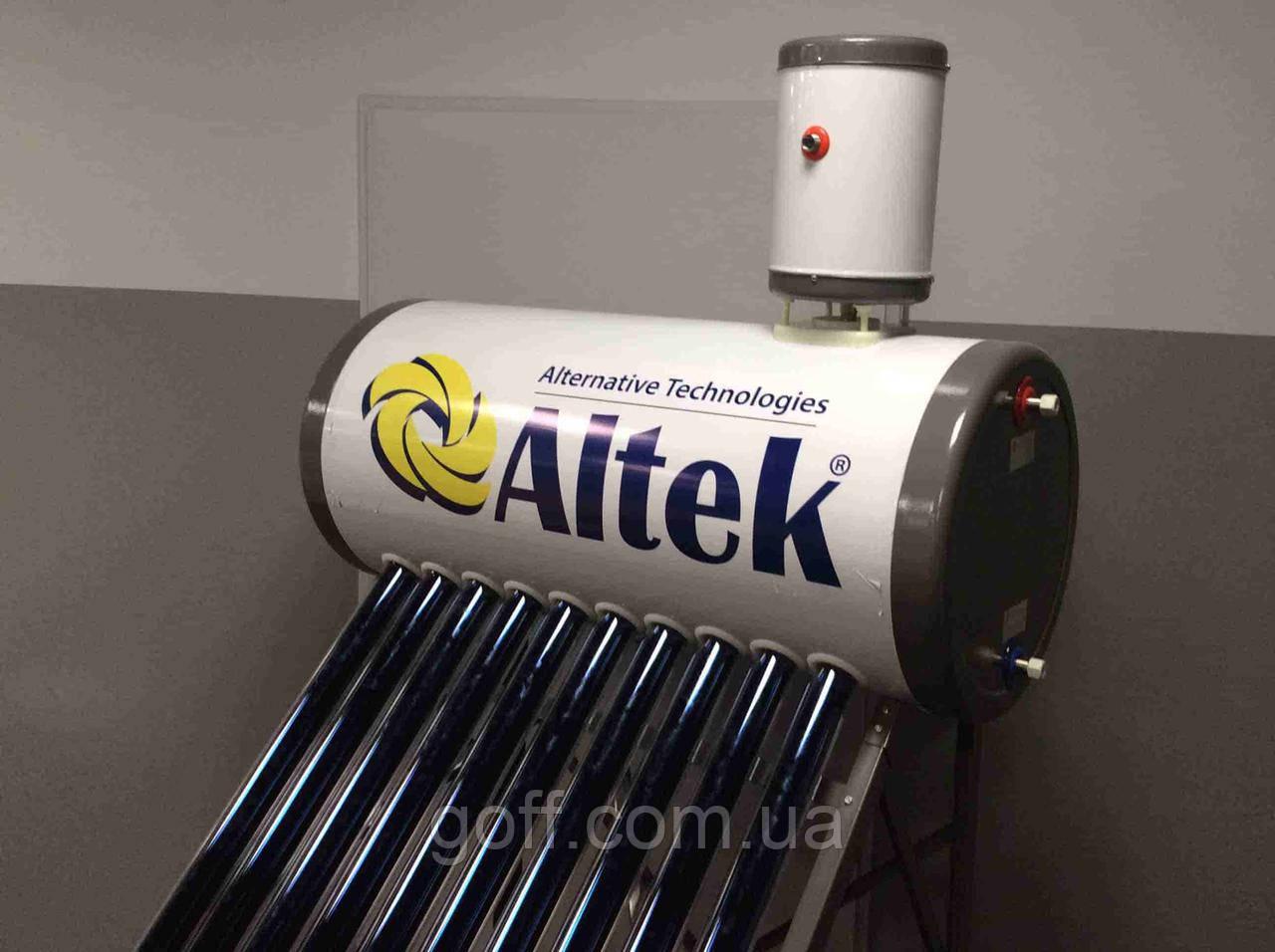 Сезонный солнечный коллектор Altek SD-T2-15, фото 1