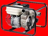 Мотопомпа DaiShin SWT-50HX для грязной воды