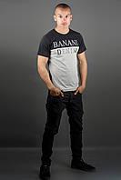 Мужская футболка Бани (черный)
