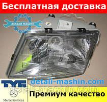 """Фара левая передняя Вито 638 """"TYC"""" фонарь левый передний MB Vito 638"""
