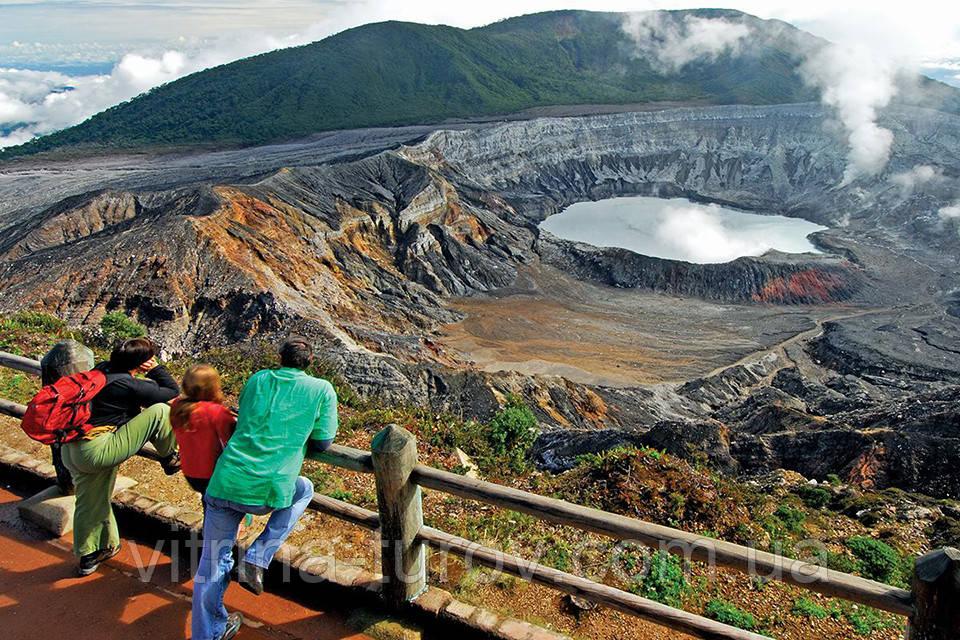 Природный Рай Коста Рики