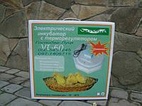 """Инкубатор бытовой с обдувом """"Вимар"""" - 60 яиц"""