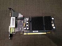 ВИДЕОКАРТА Pci-E Nvdia GeForce 6200 TC на 512 MB с ГАРАНТИЕЙ ( видеоадаптер 6200 512mb  )