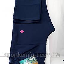 Женский спортивный трикотажный костюм, турецкий, размеры 48, 50., фото 3