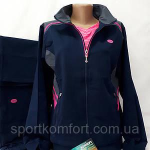 Женский спортивный трикотажный костюм, турецкий, размеры 48, 50.