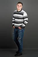 Мужской свитер Арсен (серый)