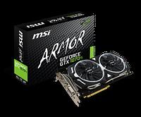 MSI GeForce GTX 1070 Ti ARMOR 8GB GDDR5 GeForce GTX 1070 Ti ARMOR 8G
