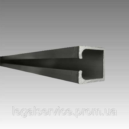 Профиль для межкомнатных дверей (раздвижной сист) EKF120100-2 (40кг.2м)