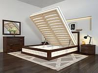 Кровать Рената М с ПМ 200*180 сосна, фото 1