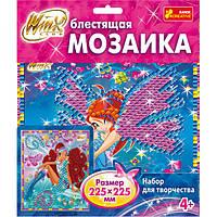 Набор для творчества мозайная картинка  Винкс-Блум арт 5550.