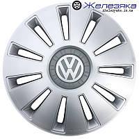 Автомобильные колпаки на колеса ФОРСАЖ R15 REX VW Volkswagen