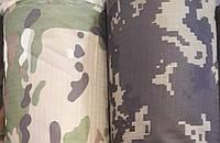 Плащевка Оксфорд рип-стоп камуфляж, фото 1