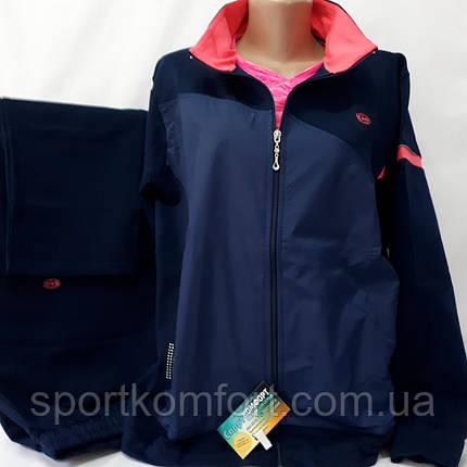 Женский спортивный костюм из хлопка, Турция, размеры 60, 62. , фото 2