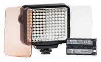 Накамерный свет PowerPlant LED 5009 (LED-VL008) LED5009