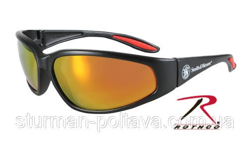 Очки 38  MIRROR LENS SPECIAL SUNGLASSES WITH MIRROR LENS(SMITH & WESSON )