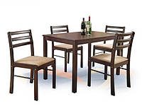 Кухонний столик + 4 крісла Starter II