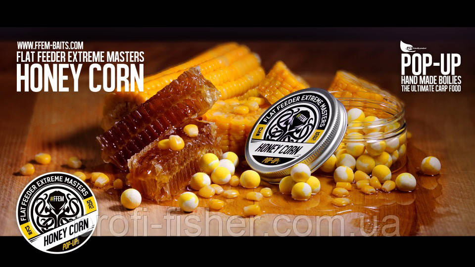 FFEM Pop-Up Honey Corn 12mm