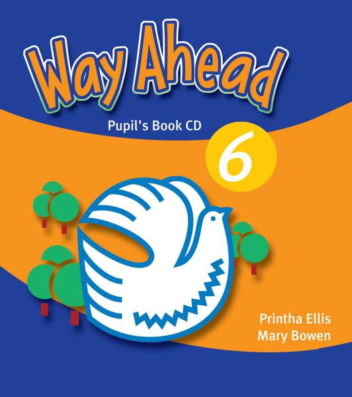 Way Ahead New Edition 6 Pupil's Book CD
