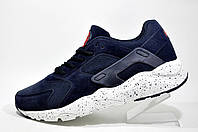 Кроссовки мужские Nike Air Huarache, Dark Blue\White