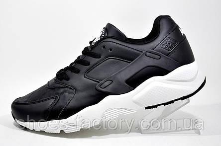 9e4c75f8 Мужские кроссовки Nike Air Huarache Black\White: купить дешево, недорого