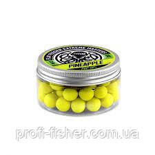 Бойлы и поп-апы FFEM Baits - FFEM Pop-Up Pineapple 12mm