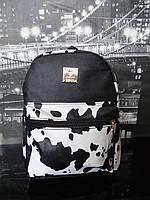 Рюкзак городской черного цвета