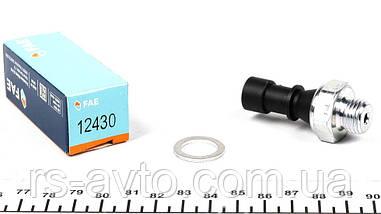 Датчик давления масла (черный) Citroen Jumper, Peugeot Boxer 2.8HDi 95- (M14x1.5) 12430