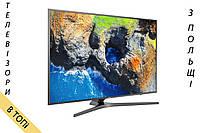 Телевизор SAMSUNG UE49MU6472/6452/6402 Smart TV 4K/UHD 1600Hz T2 из Польши 2017 год