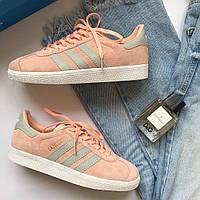 Женские кроссовки в стиле Adidas Gazelle (36, 37, 38, 39, 40 размеры)