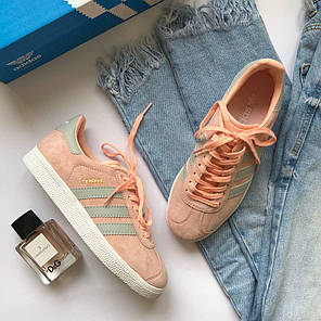 Женские кроссовки в стиле Adidas Gazelle (36, 37, 38, 39, 40 размеры), фото 2