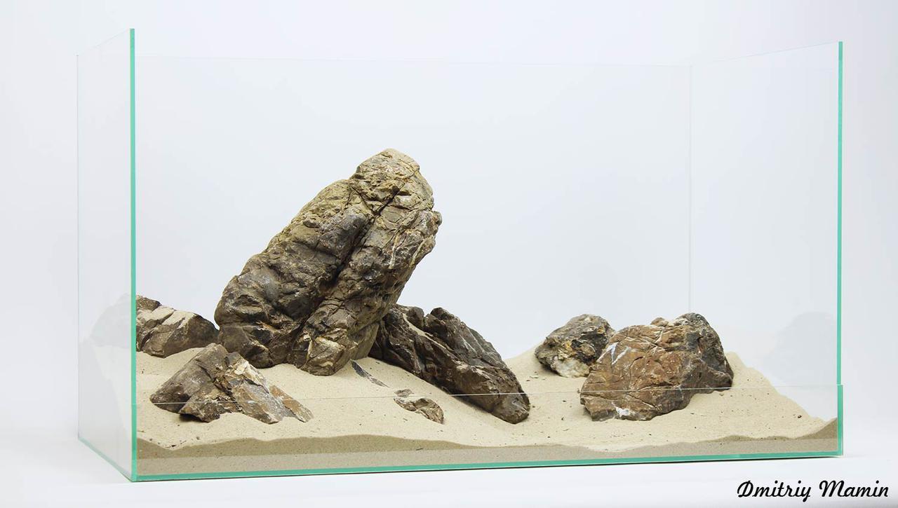 Композиция из Карпатского камня K51